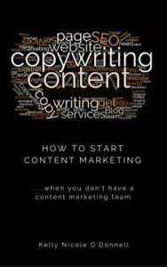 start content marketing ebook cover